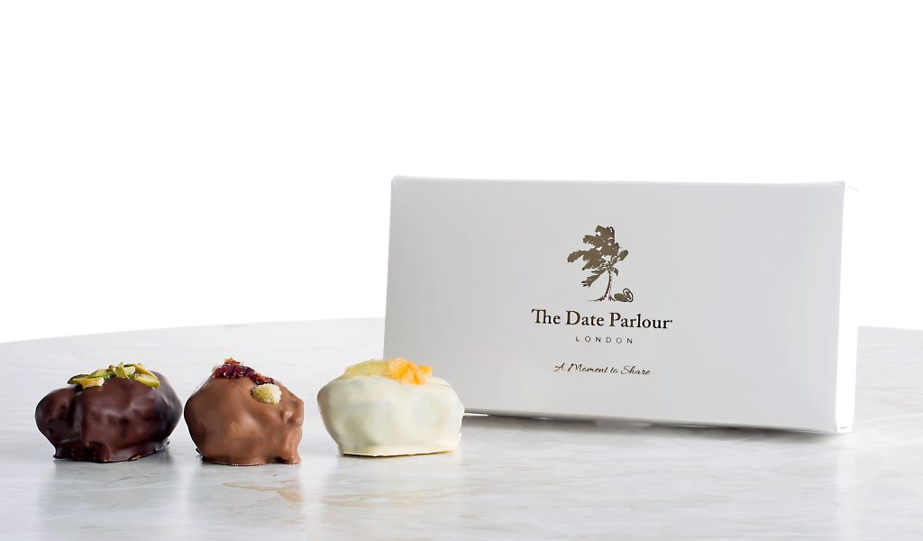 Small Assorted Dates - The Date Parlour