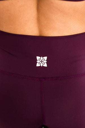 Freedom Capri - plum