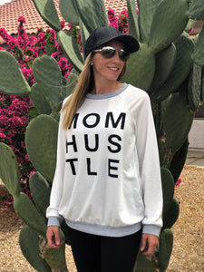 MOM HUSTLE TOP