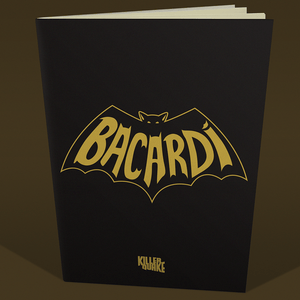 Libreta Batcardí - Killer Quake
