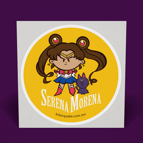 Sticker Sailor Morena