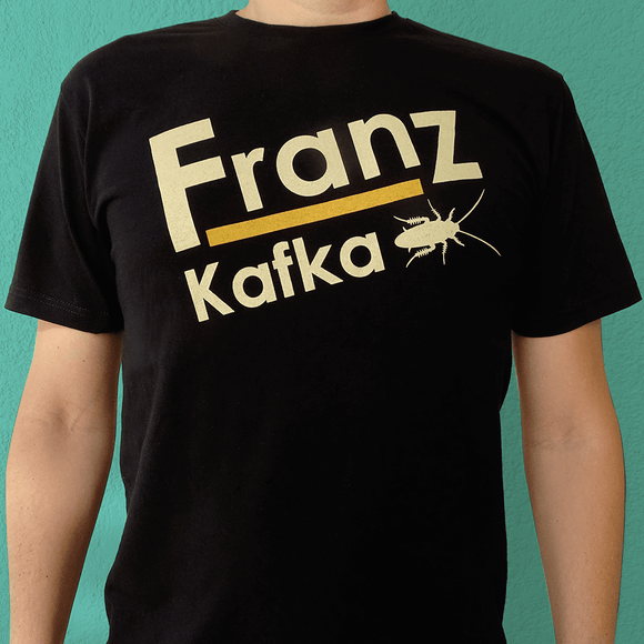 Playera Franz Kafka - Killer Quake