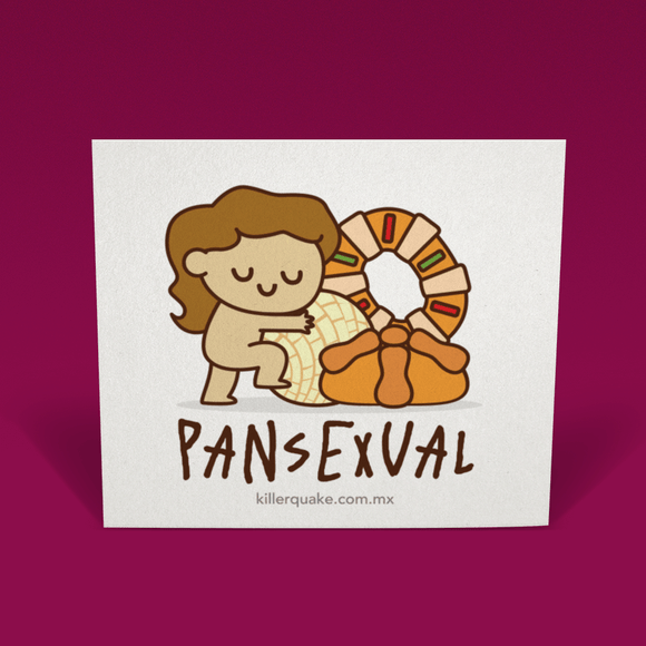 Imán Pansexual