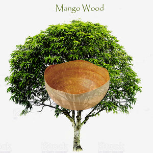 About the Mango Wood