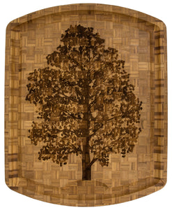 Bamboo Tree of Life Block