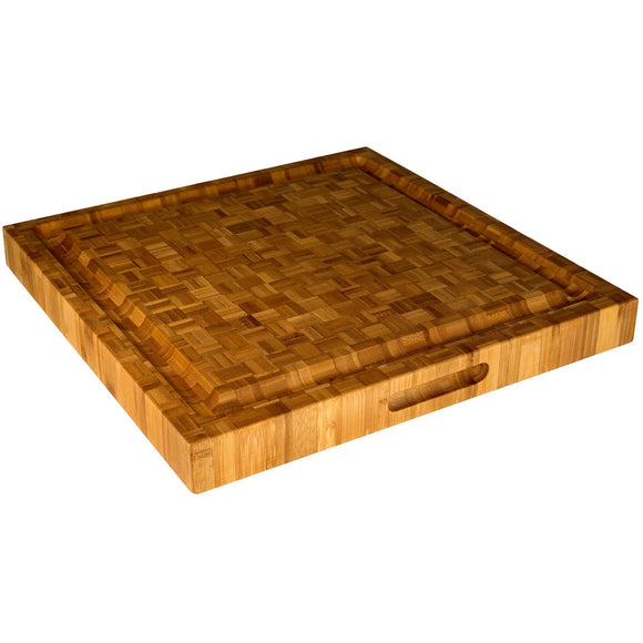Bamboo Block Square