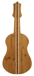 Bamboo Ukulele Cutting Board