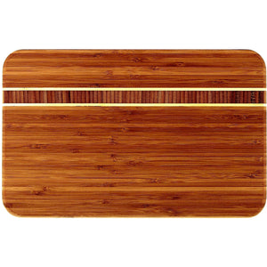 Bamboo Narrow Banded Cutting Board