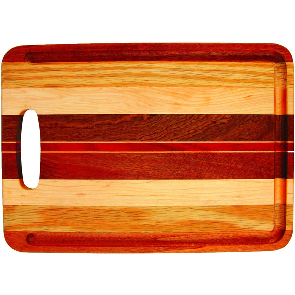 Acacia Rectangular Cutting Board  Medium
