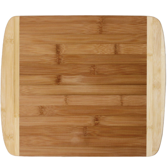 Bamboo 2 Tone Cutting Board