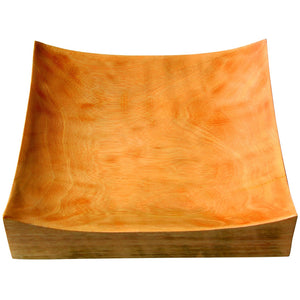 Mango Wood Platter Square Large