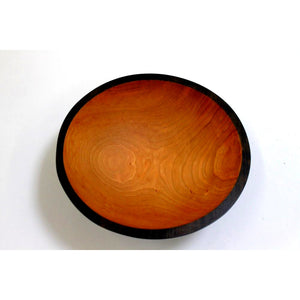 Holland Hardwood Ebonized Cherry Bowl  15""
