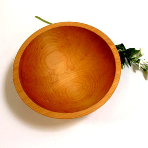 Holland Hardwood Hard Maple Bowl 12""