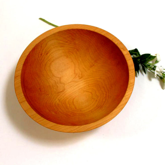 Holland Hardwood Hard Maple Bowl 12