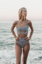Wild Heart Top - Leopard