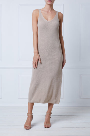 Lily Pointelle Cami Dress