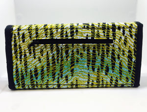 "African ""Beautiful Jungle"" Print Women's Wallet"