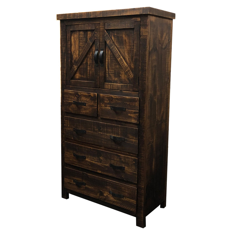 Rancho Tall Chest of Drawers