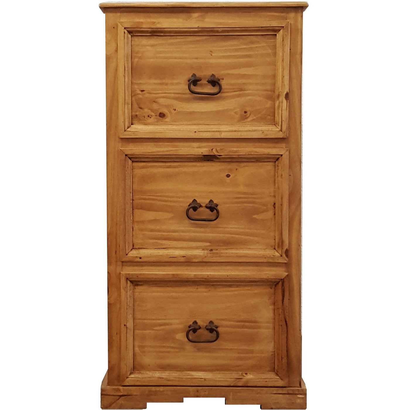 Traditional Tall File Cabinet