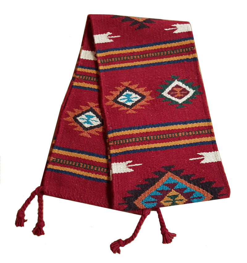 Southwest Wool Runner Red