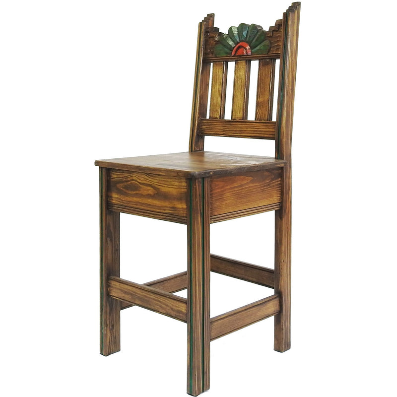 Southwest Bar Stool 24""