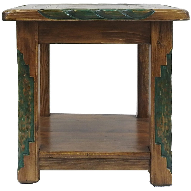 Southwest End Table
