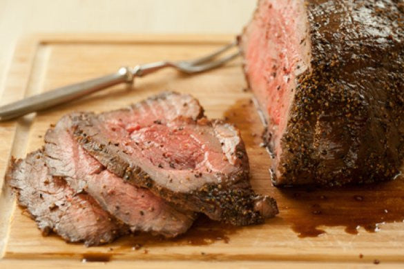 Kobe-Wagyu Shoulder Roast (NF) (GF) -  5 LB