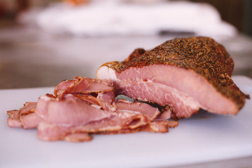 First Cut New York Style Pastrami Sliced  (NF) (GF) - 4 Oz. ~ Beit Yosef