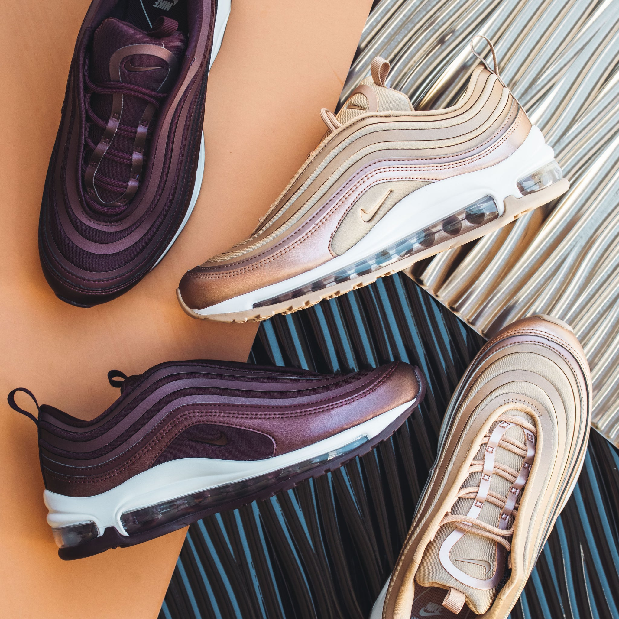 new products 873ab 699cc NIKE WOMEN'S AIR MAX '97 ULTRA '17