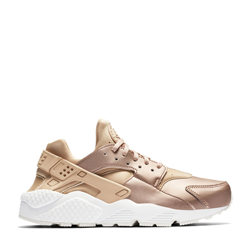NIKE- WMNS AIR HUARACHE RUN PRM TXT (ELM/METALLIC RED BRONZE)