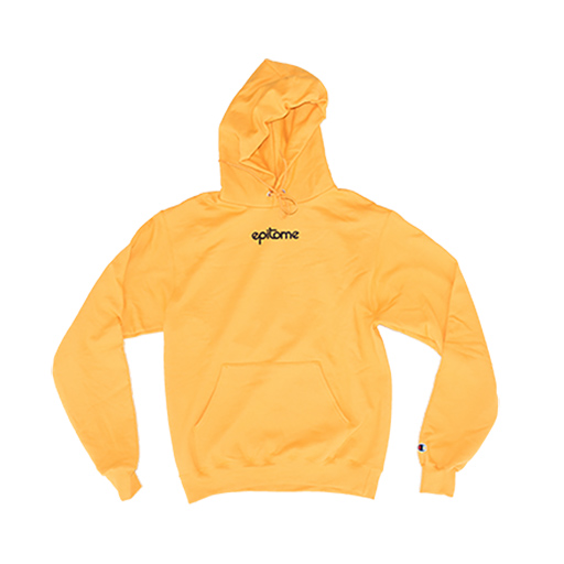 EPITOME OF A CHAMPION HOODIE (9 oz. MUSTARD YELLOW)