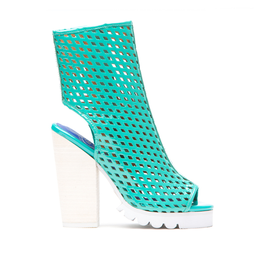 JEFFREY CAMPBELL - CHELLA GREEN
