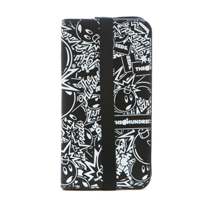 HEX x The Hundreds - Axis Wallet Blk/Wht