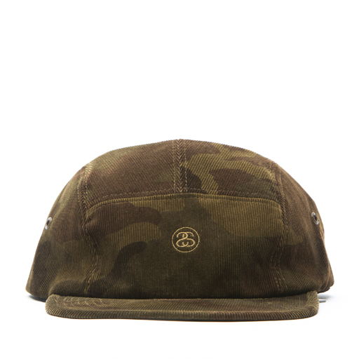 STUSSY DELUXE - CAMP 1980 (OLIVE CAMO)