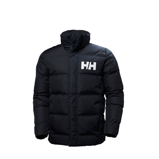 HELLY HANSEN - DOWN JACKET (NAVY/WHITE)