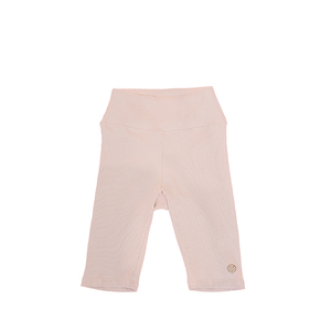 YEAR OF OURS - RIBBED BIKER SHORT (PINK)