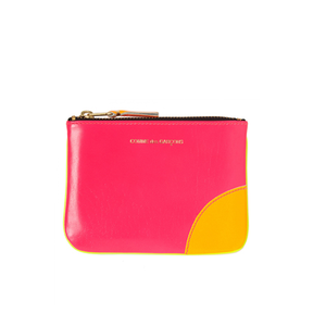 SUPER FLUO ZIP WALLET