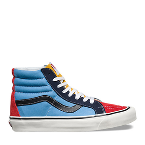 "VANS - SK8 Hi 38 REISSUE ""50TH ANNIVERSARY"" (MULTI COLOR)"