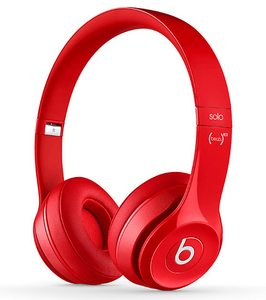 BEATS BY DRE - SOLO2 RED