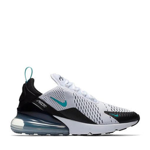 NIKE - AIR MAX 270 (BLACK/ WHITE - DUSTY CACTUS)