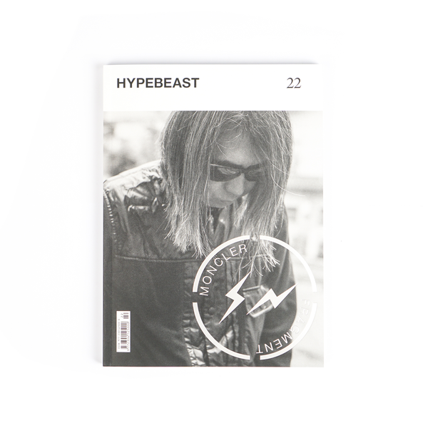 HYPEBEAST - THE SINGULARITY ISSUE #22