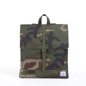HERSCHEL SUPPLY CO. - CITY BP RUBBER (WOODLAND CAMO)