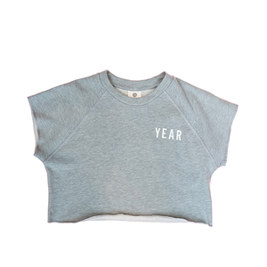 YEAR OF OURS - PRACTICE SWEAT TEE (GREY)