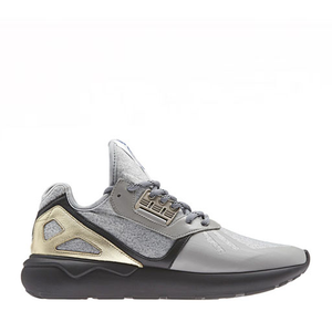 TUBULAR RUNNER (GREY/GOLD)