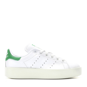 WMNS STAN SMITH BOLD (WHITE/GREEN)