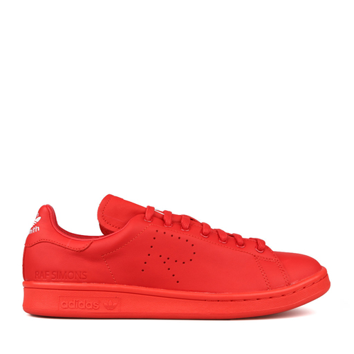 ADIDAS X RAF SIMONS - STAN SMITH (RED)