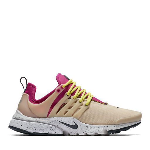 NIKE - WMNS AIR PRESTO ULTRA SI (MUSHROOM/DEADLY PINK)