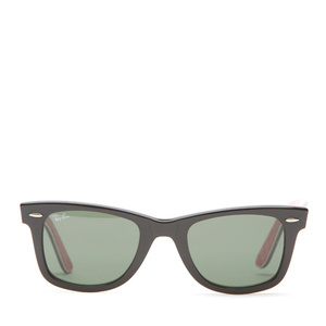 RAY BAN-RB2140 BLK/RD