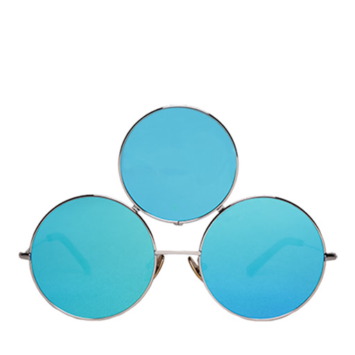 PRINCE INSPIRED 3RD EYE SUNGLASSES (LIMITED EDITION)