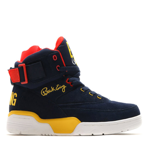 Navy/Yellow/Red